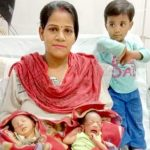 Indian Mother Names Twins Covid And Corona