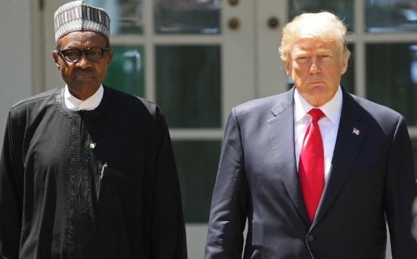 donald trump help nigeria fight covid 19