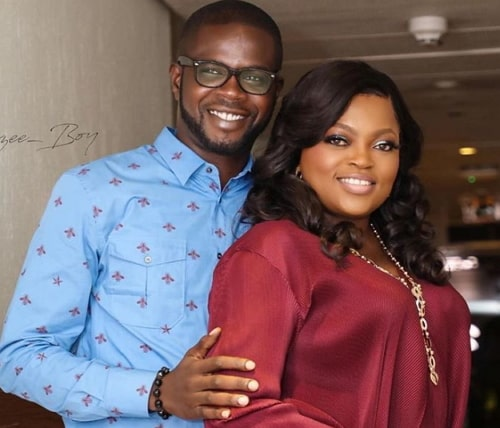 funke akindele arrested by police