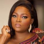NCDC Ambassador Funke Akindele Breaks Stay At Home Rule