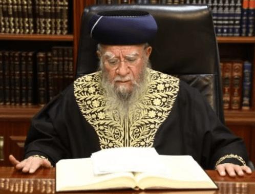 israeli rabbi dies coronavirus