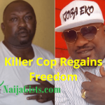 Kolade Johnson Killer Lekan Ogunyemi Omo Eko Regains Freedom, Marks 50th Birthday