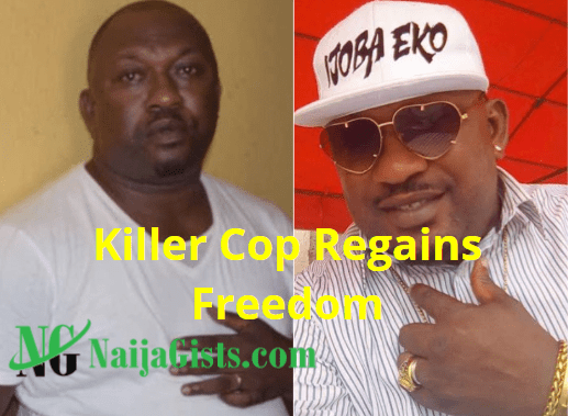 lagos killer cops freed