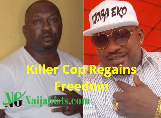 lagos killer cops freed