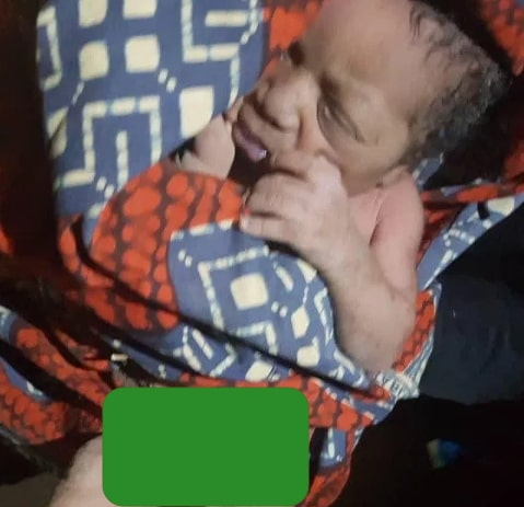 newborn baby abandoned mother ado ekiti