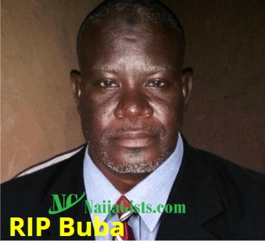 nigerian nurse dies coronavirus borno state
