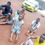 Robbers Terrorizing Enugu Residents During Lockdown Arrested