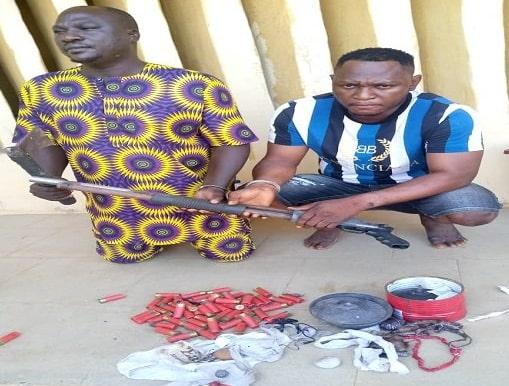 black axe cult leader arrested ikorodu lagos