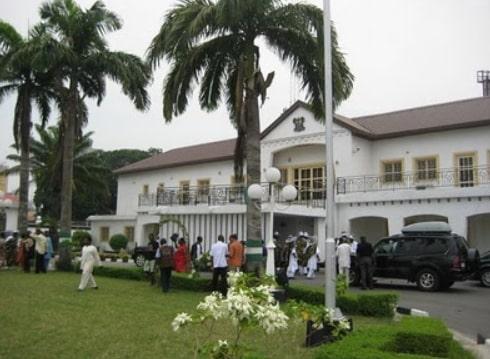 coronavirus outbreak lagos state government house