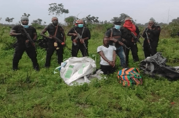 kidnapper arrested eleme rivers state