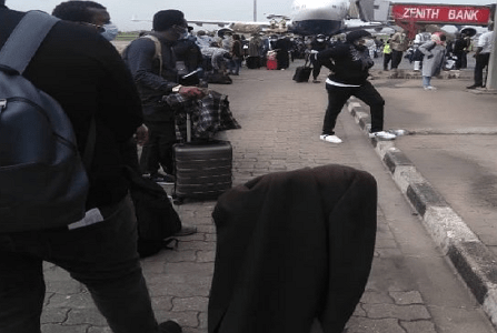 nigeria evacuates citizens london