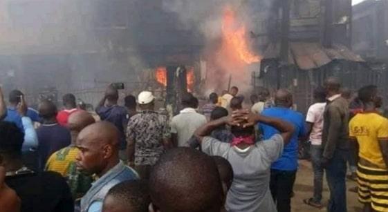 tanker explosion nigeria