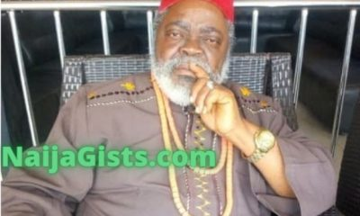 nollywood actor dies body pain