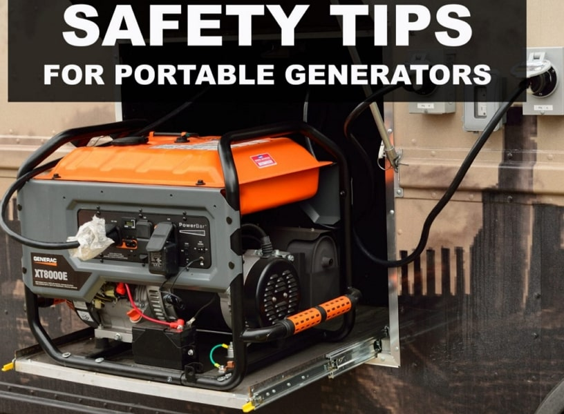 how to operate a generator safely nigeria