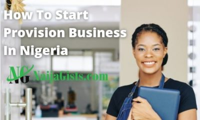 how to start provision business in nigeria