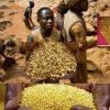 gold mine congo