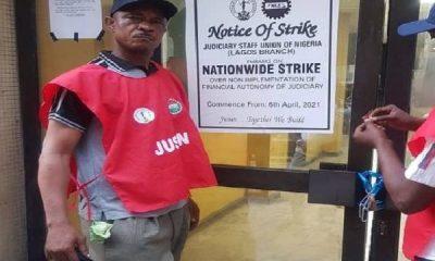 JUSUN strike nigeria 2021