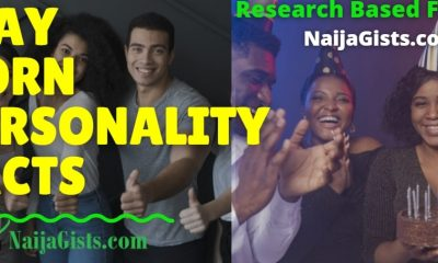 may born personality traits