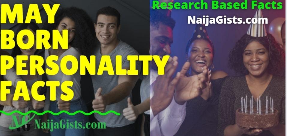may born personality traits