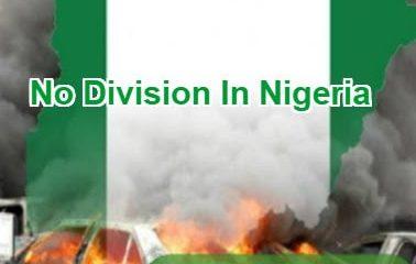 no division nigeria