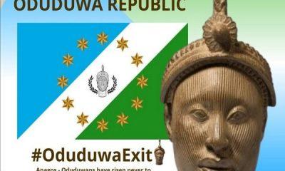 oduduwa republic logo