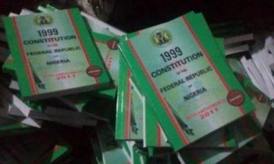 1999 nigeria constitution review