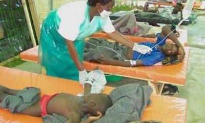 cholera outbreak northern nigeria