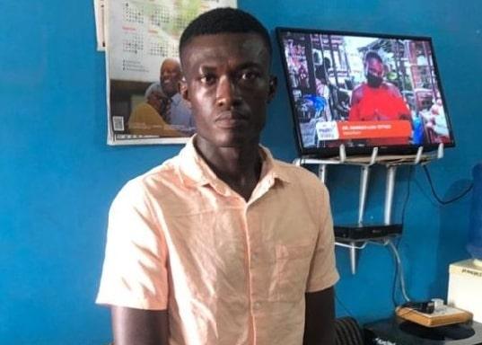 ghanaian footballer arrested human heads