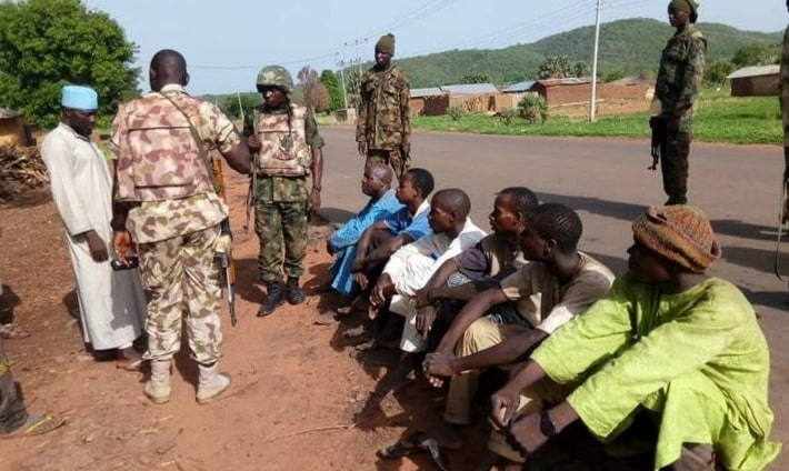 gunmen attack zamfara village
