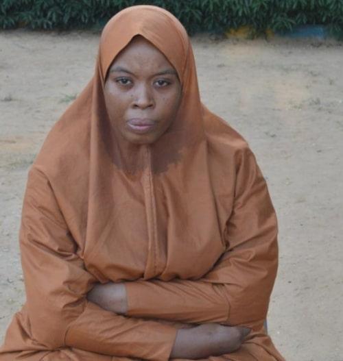 Fati Umar Dikko female fraudster kano