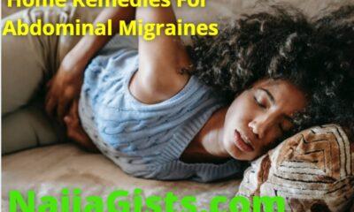 abdominal migraines home treatment