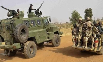 nigerian army kills foreigners bandit